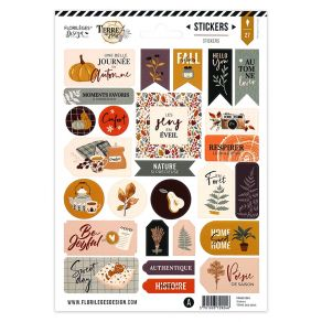 Stickers TERRE DES SENS