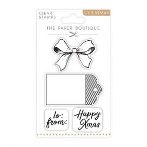 Tampons clear GIFT TAGS