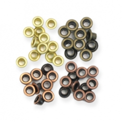 Eyelets Standard COPPER WARM METAL