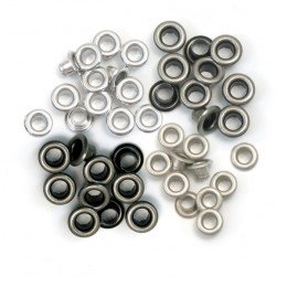 Eyelets Standard ALUMINIUM COPPER COOL METAL