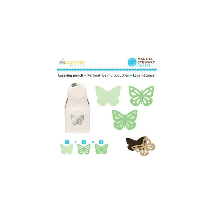 Perforatrice GARDEN BUTTERFLY