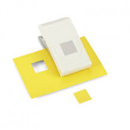 Parfait pour créer : Perforatrice CARRE DE 2.5 cm par Ek success. Livraison rapide et cadeau dans chaque commande.