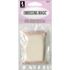 Eponge pour embossage EMBOSSING MAGIC PAD par Inkadinkado. Scrapbooking et loisirs créatifs. Livraison rapide et cadeau dans ...