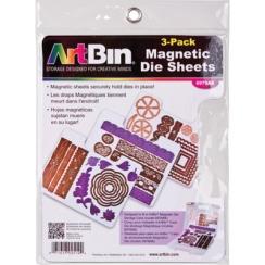 Parfait pour créer : Feuilles Magnétiques pour Classement Dies par Art Bin. Livraison rapide et cadeau dans chaque commande.