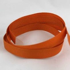 Ruban Twill Grosgrain ORANGE