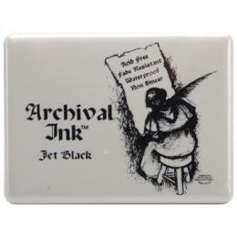 Encre Archival JET BLACK Mega par Ranger. Scrapbooking et loisirs créatifs. Livraison rapide et cadeau dans chaque commande.