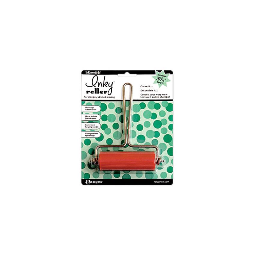 Rouleau Inkssentials Inky Roller Brayer Medium par Ranger. Scrapbooking et loisirs créatifs. Livraison rapide et cadeau dans ...