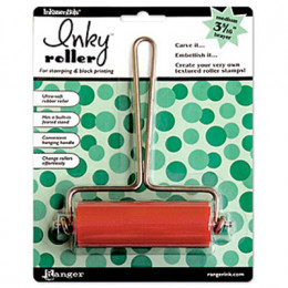Rouleau Inkssentials Inky Roller Brayer Medium