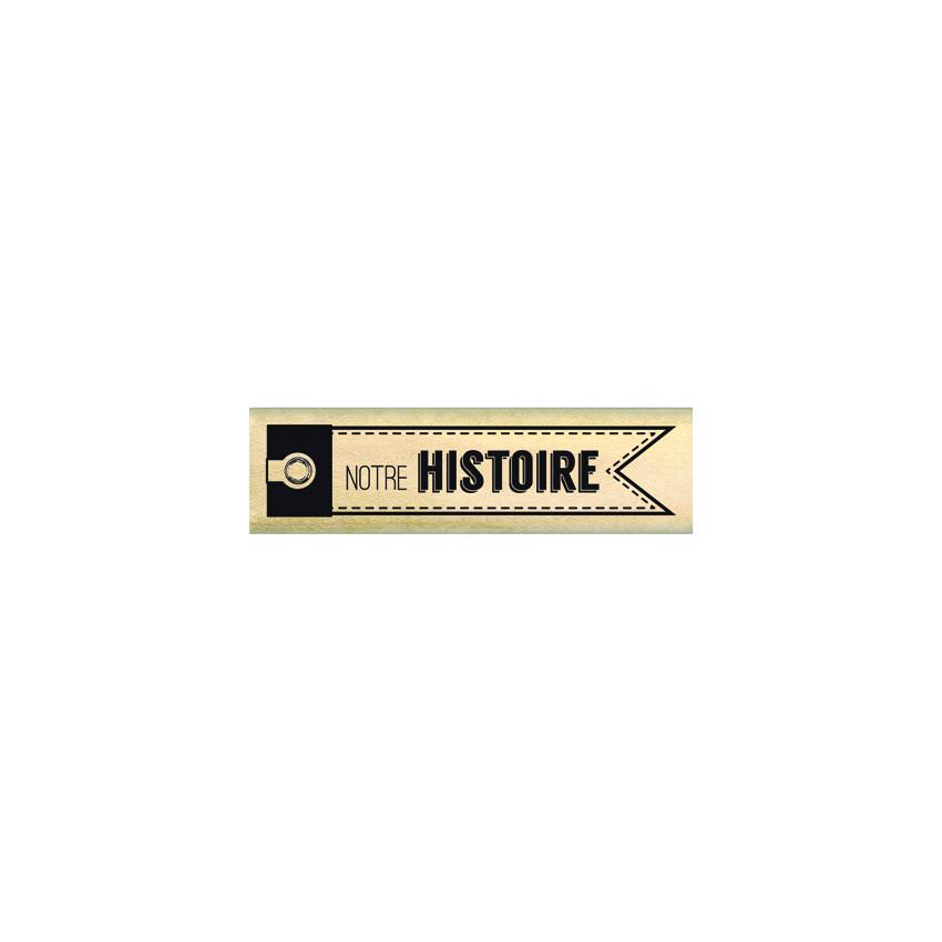 ÉTIQUETTE HISTOIRE