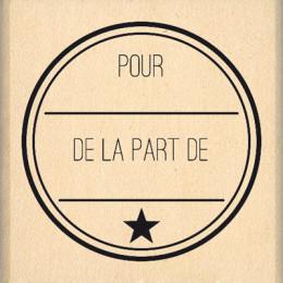 DE LA PART DE
