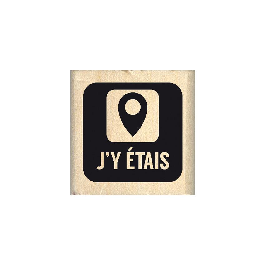 CARRÉ J\'Y ÉTAIS