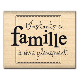 INSTANTS EN FAMILLE