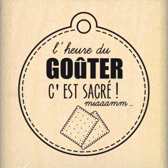 L\'HEURE DU GOUTER