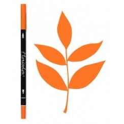 Feutre encreur Floricolor ABRICOT par Florilèges Design. Scrapbooking et loisirs créatifs. Livraison rapide et cadeau dans ch...