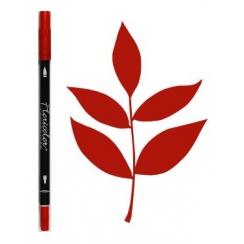 Parfait pour créer : Feutre encreur Floricolor COQUELICOT par Florilèges Design. Livraison rapide et cadeau dans chaque comma...