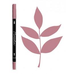 PROMO de -60% sur Feutre encreur Floricolor ROSE TYRIEN Florilèges Design