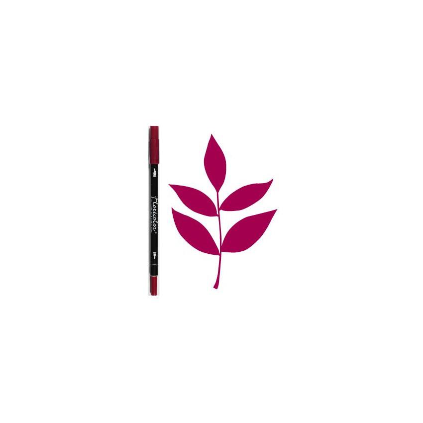 PROMO de -40% sur Feutre encreur Floricolor FRAMBOISINE Florilèges Design
