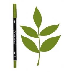 Parfait pour créer : Feutre encreur Floricolor OLIVE par Florilèges Design. Livraison rapide et cadeau dans chaque commande.