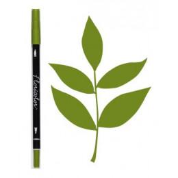 Feutre encreur Floricolor OLIVE par Florilèges Design. Scrapbooking et loisirs créatifs. Livraison rapide et cadeau dans chaq...