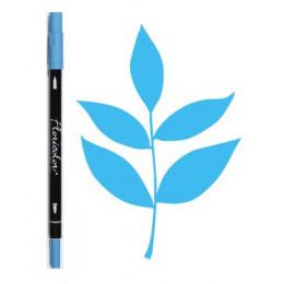 PROMO de -75% sur Feutre encreur Floricolor BLEU LAGON Florilèges Design