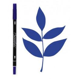 PROMO de -75% sur Feutre encreur Floricolor COBALT Florilèges Design