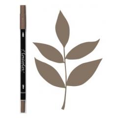Feutre encreur Floricolor MARRON GLACE par Florilèges Design. Scrapbooking et loisirs créatifs. Livraison rapide et cadeau da...