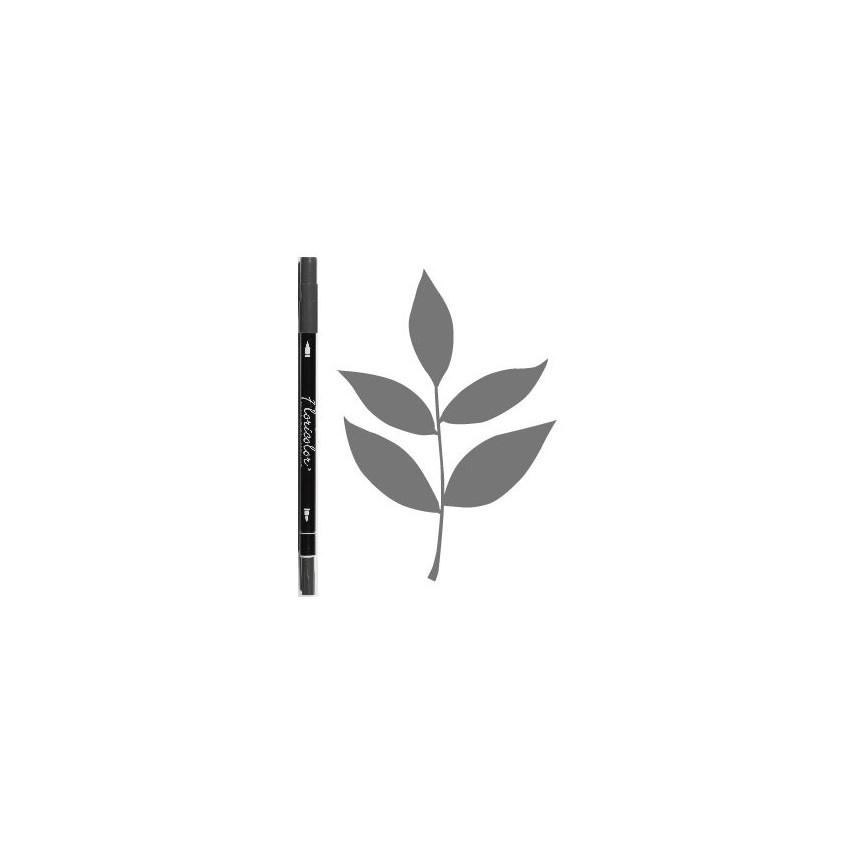 Feutre encreur Floricolor ORAGE par Florilèges Design. Scrapbooking et loisirs créatifs. Livraison rapide et cadeau dans chaq...