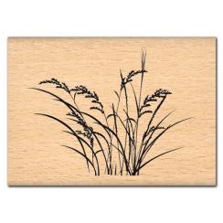 Tampon bois FINES HERBES  par Florilèges Design. Scrapbooking et loisirs créatifs. Livraison rapide et cadeau dans chaque com...