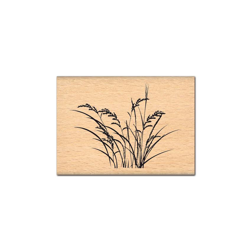 Commandez Tampon bois FINES HERBES  Florilèges Design. Livraison rapide et cadeau dans chaque commande.
