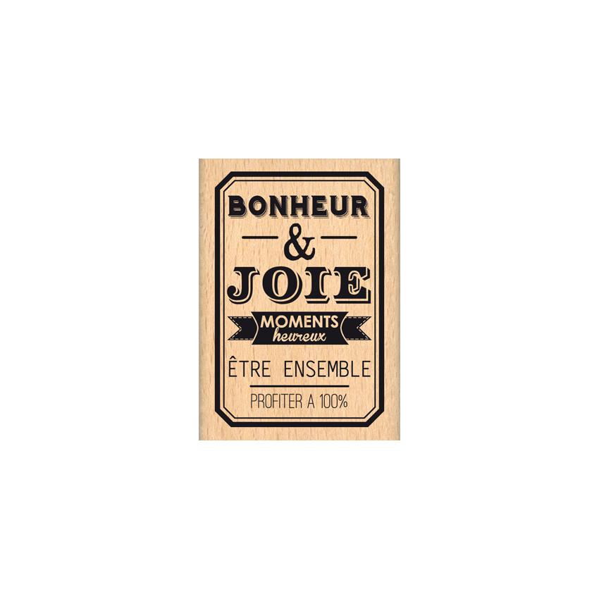 BONHEUR ET JOIE