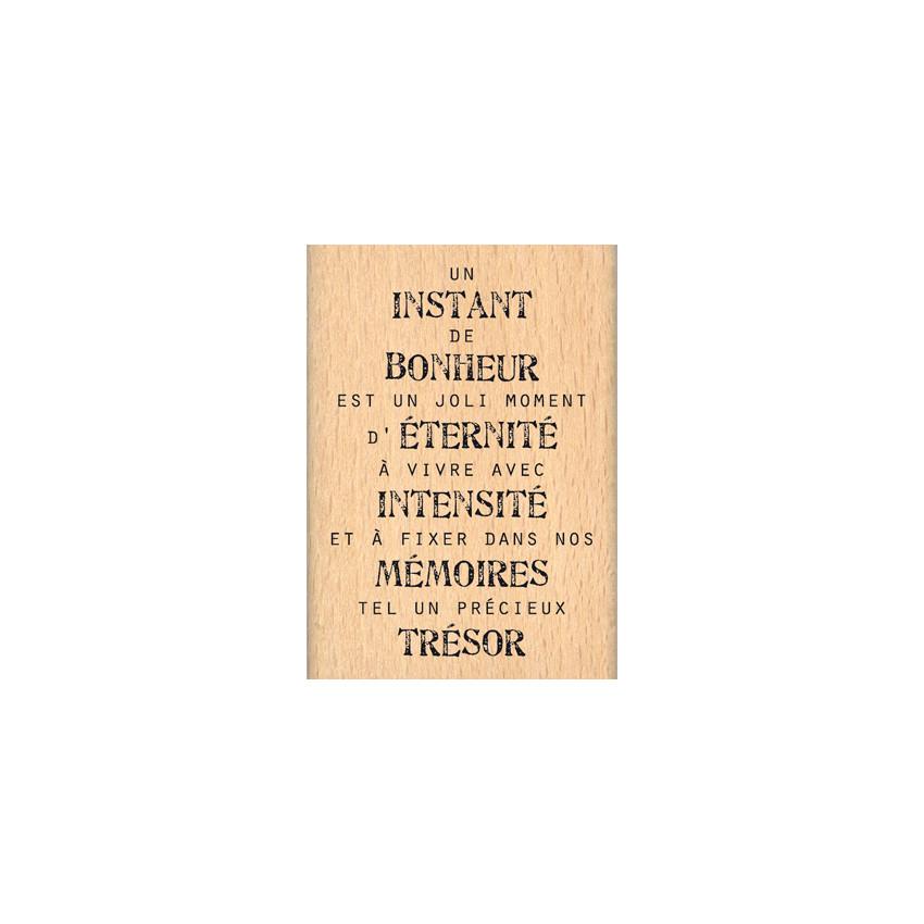 INSTANT D\'ETERNITE