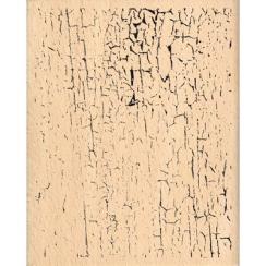 Tampon bois CRAQUELÉ par Florilèges Design. Scrapbooking et loisirs créatifs. Livraison rapide et cadeau dans chaque commande.