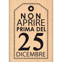 NON PRIMA DEL 25