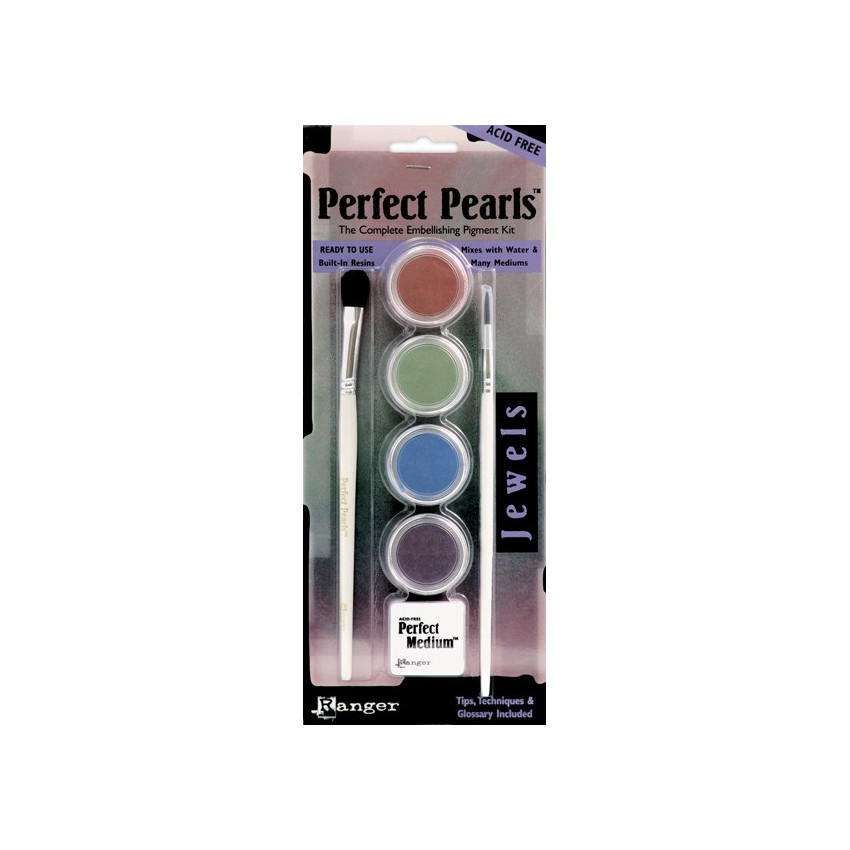 Poudres Perfect Pearls Kit Jewels
