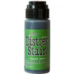 Distress Stain MOWED LAWN