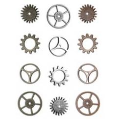 Engrenages métal