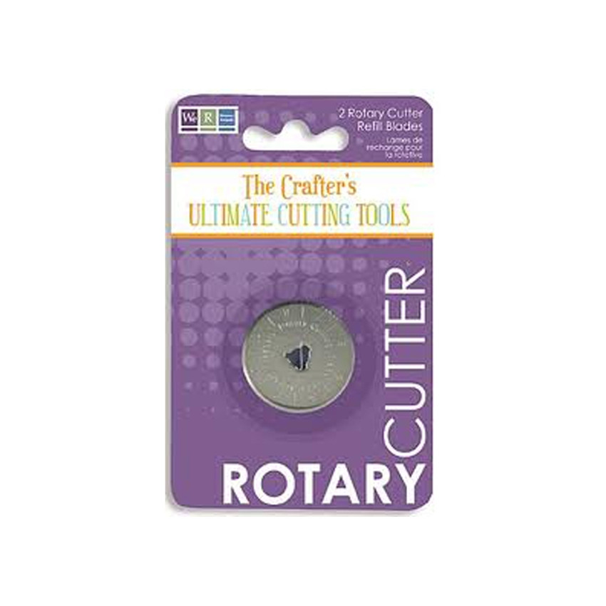 CRAFTERS BLADES ROTARY CUTTER