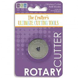 PROMO de -25% sur CRAFTERS BLADES ROTARY CUTTER We R Memory Keepers
