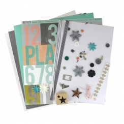 KIT PAGES MAI Playful