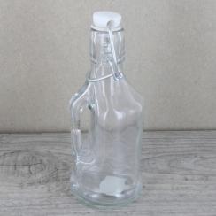 Petite bouteille en verre par . Scrapbooking et loisirs créatifs. Livraison rapide et cadeau dans chaque commande.