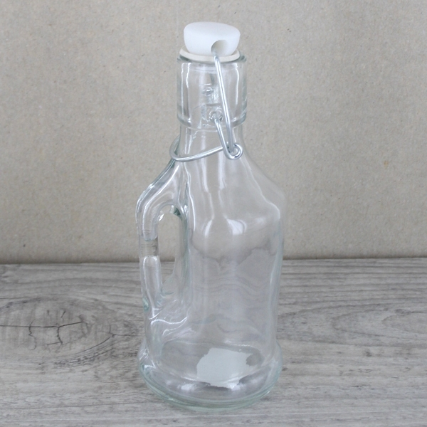 Petite bouteille en verre cook and gift - Petite bouteille en verre ...