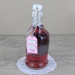 PROMO de -60% sur Petite bouteille en verre Cook and Gift