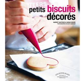 Petits biscuits décorés par Marabout Editions. Scrapbooking et loisirs créatifs. Livraison rapide et cadeau dans chaque comma...