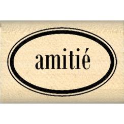 Amitié ovale