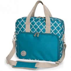 Crafter's Shoulder Bag Aqua We R Memory Keepers