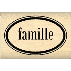 FAMILLE OVALE