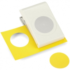 """Perforatrice cercle 2"""" par Ek success. Scrapbooking et loisirs créatifs. Livraison rapide et cadeau dans chaque commande."""