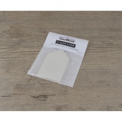 PROMO de -80% sur Etiquettes tags moyens blanchesOK Cook and Gift