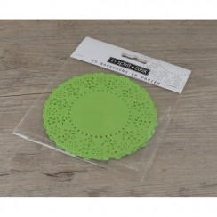 PROMO de -50% sur Napperons verts pomme Cook and Gift