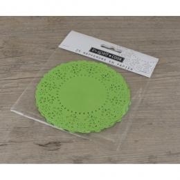PROMO de -50% sur Napperons verts pommeOK Cook and Gift